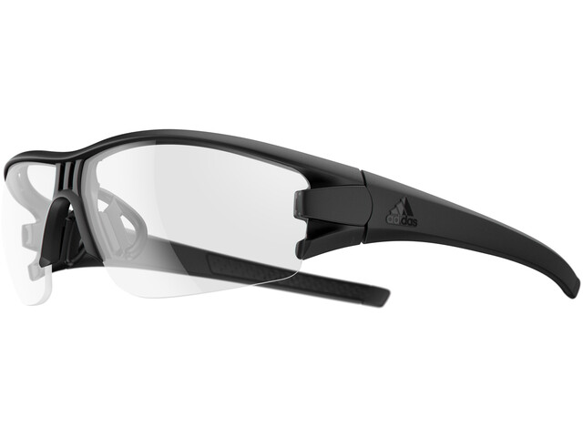 adidas Evil Eye Halfrim Brille black matt/vario